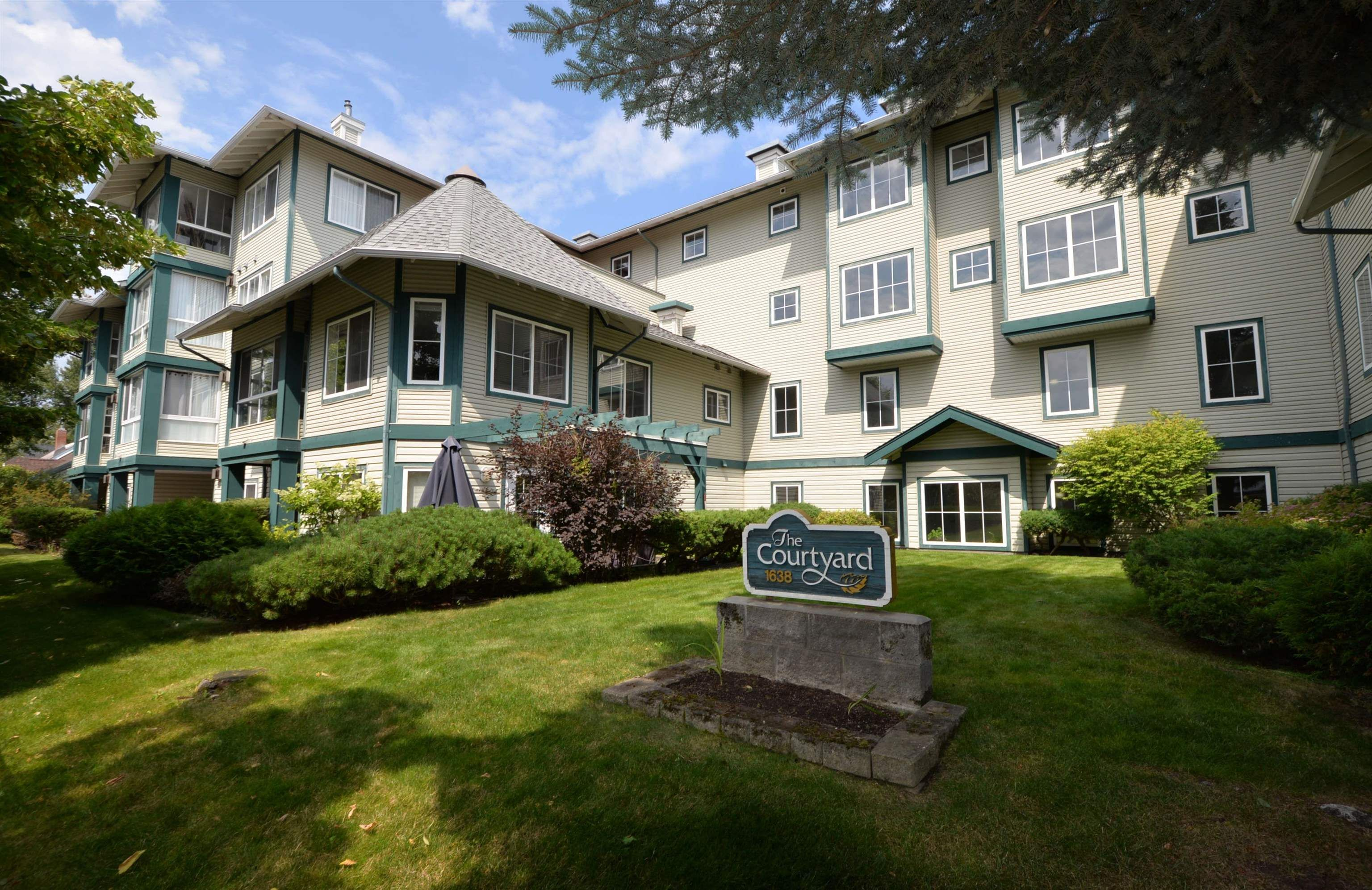 """Main Photo: #105 1638 6TH Avenue in Prince George: Crescents Condo for sale in """"The Courtyard"""" (PG City Central (Zone 72))  : MLS®# R2614064"""