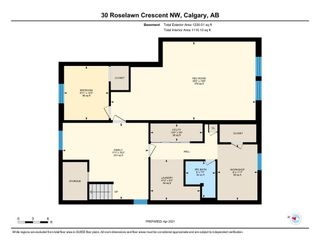 Photo 36: 30 Roselawn Crescent NW in Calgary: Rosemont Detached for sale : MLS®# A1098452