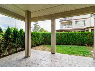 "Photo 12: 101 17730 58A Avenue in Surrey: Cloverdale BC Condo for sale in ""Derby Downs"" (Cloverdale)  : MLS®# F1450852"