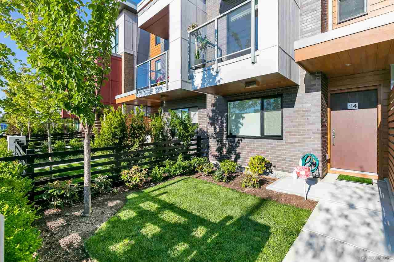 """Main Photo: 14 8288 NO 1 Road in Richmond: Boyd Park Townhouse for sale in """"CENTRO ONE WEST"""" : MLS®# R2298824"""