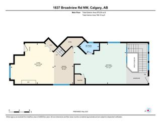 Photo 40: 1837 Broadview Road NW in Calgary: Hillhurst Detached for sale : MLS®# A1113102