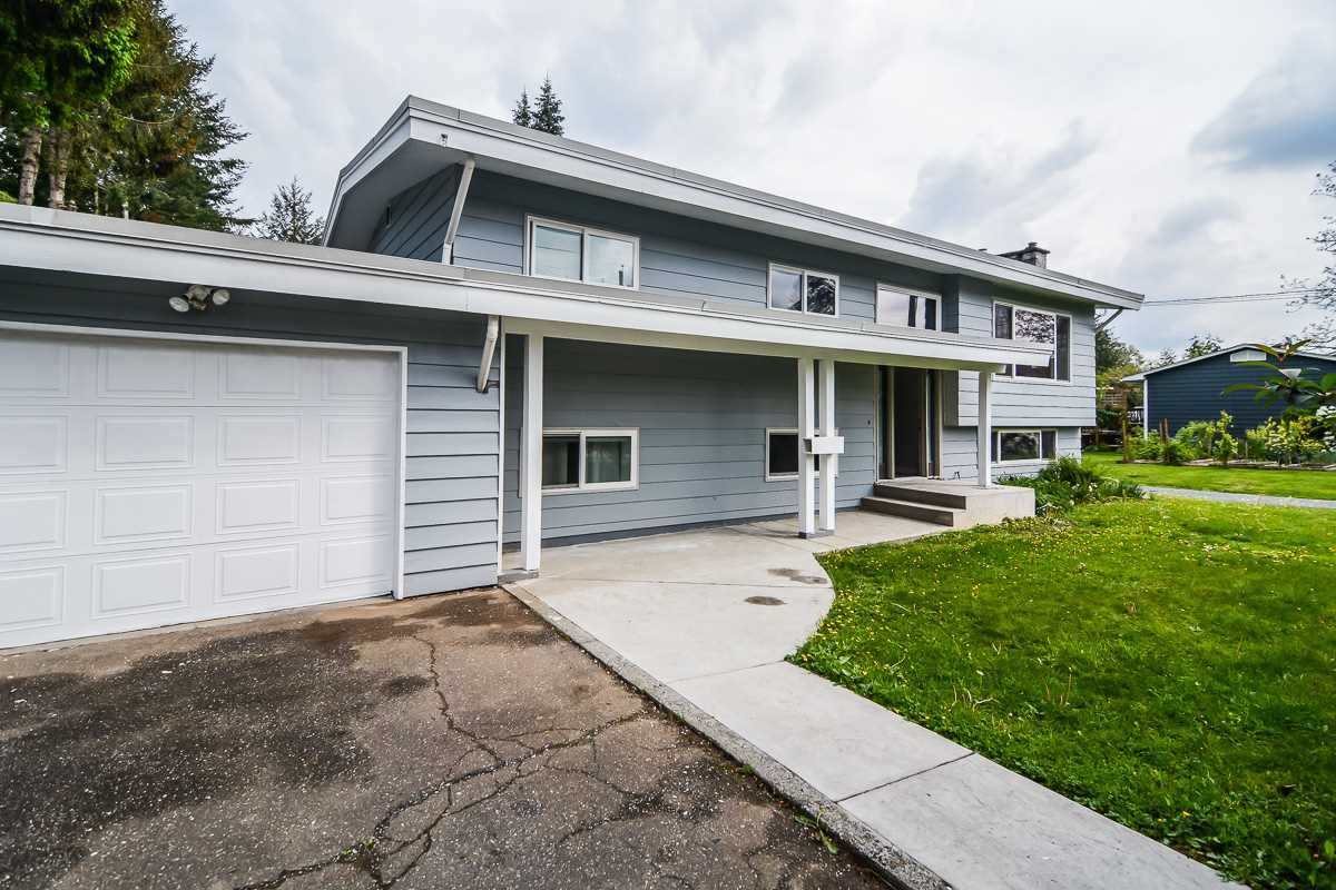 Main Photo: 34583 VOSBURGH Avenue in Mission: Hatzic House for sale : MLS®# R2058443