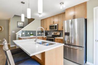 Photo 6: 3809 CHRUSTAWKA Place in Edmonton: Zone 55 House Half Duplex for sale : MLS®# E4265475