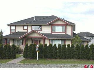 Photo 1: 18275 64th Avenue in Surrey: Cloverdale BC House for sale (Cloverdale)  : MLS®# F1124686