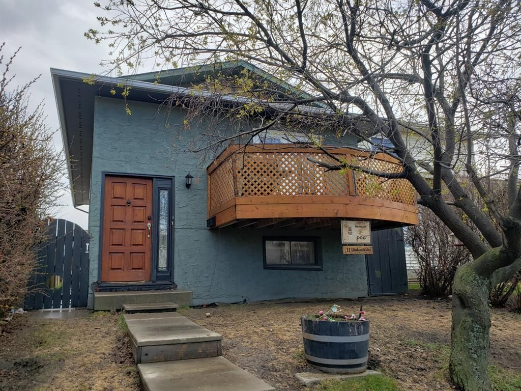 Main Photo: 11 Whitworth Way NE in Calgary: Whitehorn Detached for sale : MLS®# A1077210