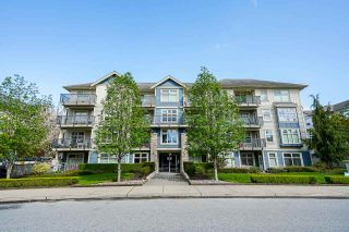 "Photo 1: 305 8084 120A Street in Surrey: Queen Mary Park Surrey Condo for sale in ""ECLIPSE"" : MLS®# R2573374"