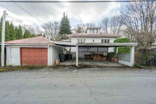 Photo 36: 1295 W 26TH Street in Vancouver: Shaughnessy House for sale (Vancouver West)  : MLS®# R2559331