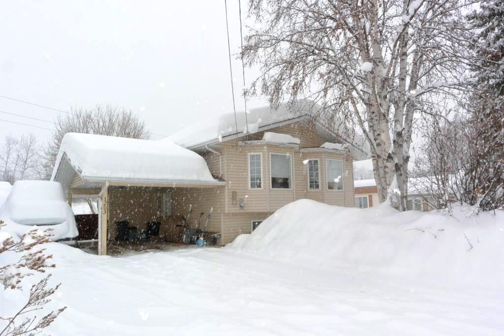 Main Photo: 1203 COALMINE Road: Telkwa House for sale (Smithers And Area (Zone 54))  : MLS®# R2238119