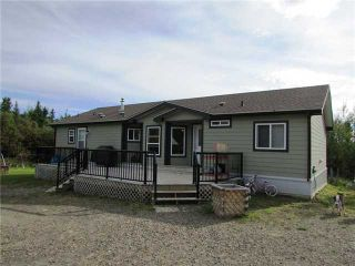 "Photo 1: 19273 WONOWON Road in Fort St. John: Fort St. John - Rural W 100th Manufactured Home for sale in ""WONOWON"" (Fort St. John (Zone 60))  : MLS®# N230467"