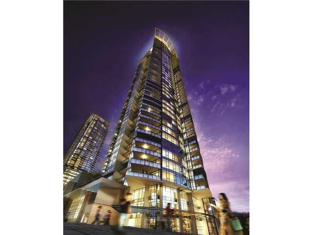 Main Photo: #2508 - 2008 ROSSER AV in BURNABY: Brentwood Park Condo for sale (Burnaby North)  : MLS®# PRE-SALE