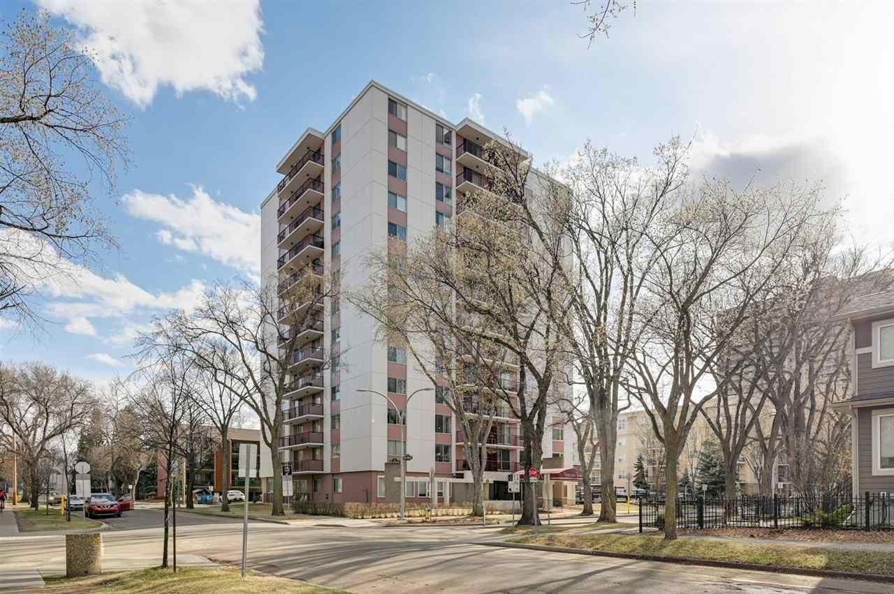 Main Photo: 203 11007 83 Avenue in Edmonton: Zone 15 Condo for sale : MLS®# E4242363