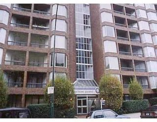 Photo 1: 406 1333 HORNBY Street in Vancouver: Downtown VW Condo for sale (Vancouver West)  : MLS®# V779885