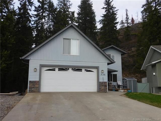 Main Photo: 730 Southeast 37 Street in Salmon Arm: Little Mountain House for sale (SE Salmon Arm)  : MLS®# 10153146