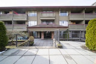 Main Photo: 209 436 SEVENTH Street in New Westminster: Uptown NW Condo for sale : MLS®# R2544429