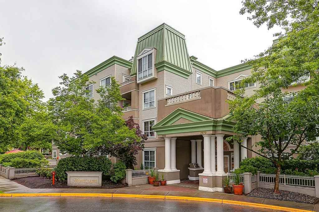 """Main Photo: 324 2980 PRINCESS Crescent in Coquitlam: Canyon Springs Condo for sale in """"MONTCLAIRE"""" : MLS®# R2082415"""