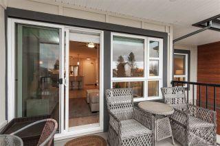 """Photo 20: #417 22562 121 Avenue in Maple Ridge: East Central Condo for sale in """"Edge on Edge 2"""" : MLS®# R2432787"""