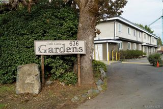 Photo 2: 116 636 Granderson Rd in VICTORIA: La Fairway Row/Townhouse for sale (Langford)  : MLS®# 827763