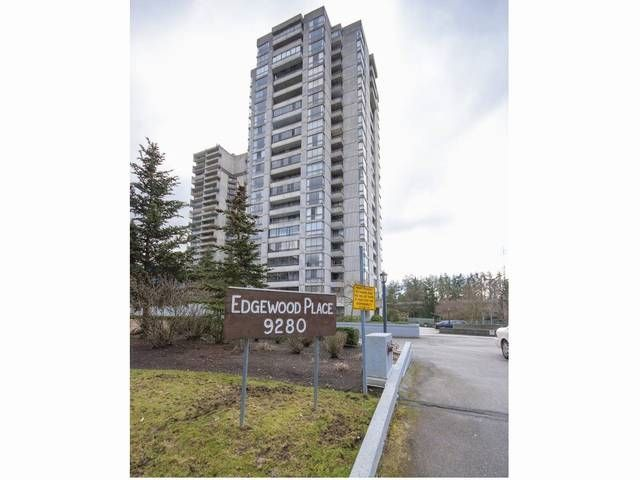 """Main Photo: 901 9280 SALISH Court in Burnaby: Sullivan Heights Condo for sale in """"EDGEWOOD PLACE"""" (Burnaby North)  : MLS®# R2140354"""