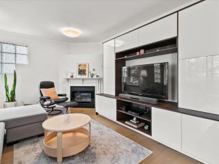 """Photo 4: 202 825 W 15TH Avenue in Vancouver: Fairview VW Condo for sale in """"The Harrod"""" (Vancouver West)  : MLS®# R2614837"""