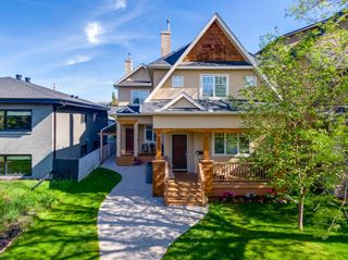 Main Photo: 2 2332 2 Avenue NW in Calgary: West Hillhurst Row/Townhouse for sale : MLS®# A1155469