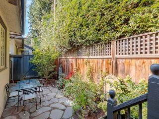 """Photo 21: 5 1820 BAYSWATER Street in Vancouver: Kitsilano Townhouse for sale in """"Tatlow Court"""" (Vancouver West)  : MLS®# R2619300"""
