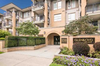 """Photo 1: 213 5725 AGRONOMY Road in Vancouver: University VW Condo for sale in """"GLENLLOYD PARK"""" (Vancouver West)  : MLS®# R2089455"""