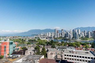 """Photo 1: 1107 1068 W BROADWAY in Vancouver: Fairview VW Condo for sale in """"The Zone"""" (Vancouver West)  : MLS®# R2489887"""