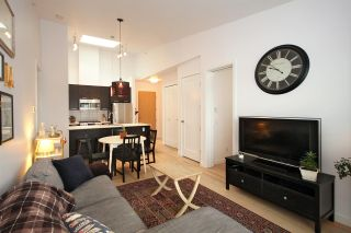 """Photo 6: 308 215 BROOKES Street in New Westminster: Queensborough Condo for sale in """"DUO"""" : MLS®# R2525288"""
