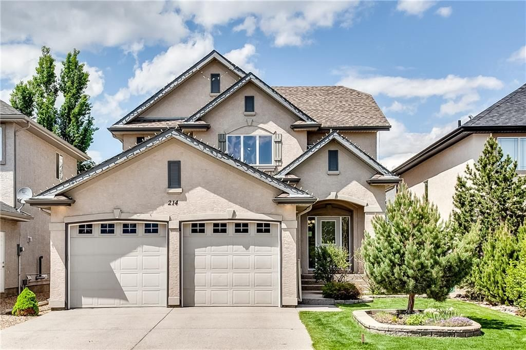 Main Photo: 214 CRANLEIGH VW SE in Calgary: Cranston House for sale : MLS®# C4300706