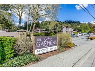 Photo 30: 126 34909 OLD YALE Road in Abbotsford: Abbotsford East Townhouse for sale : MLS®# R2486018