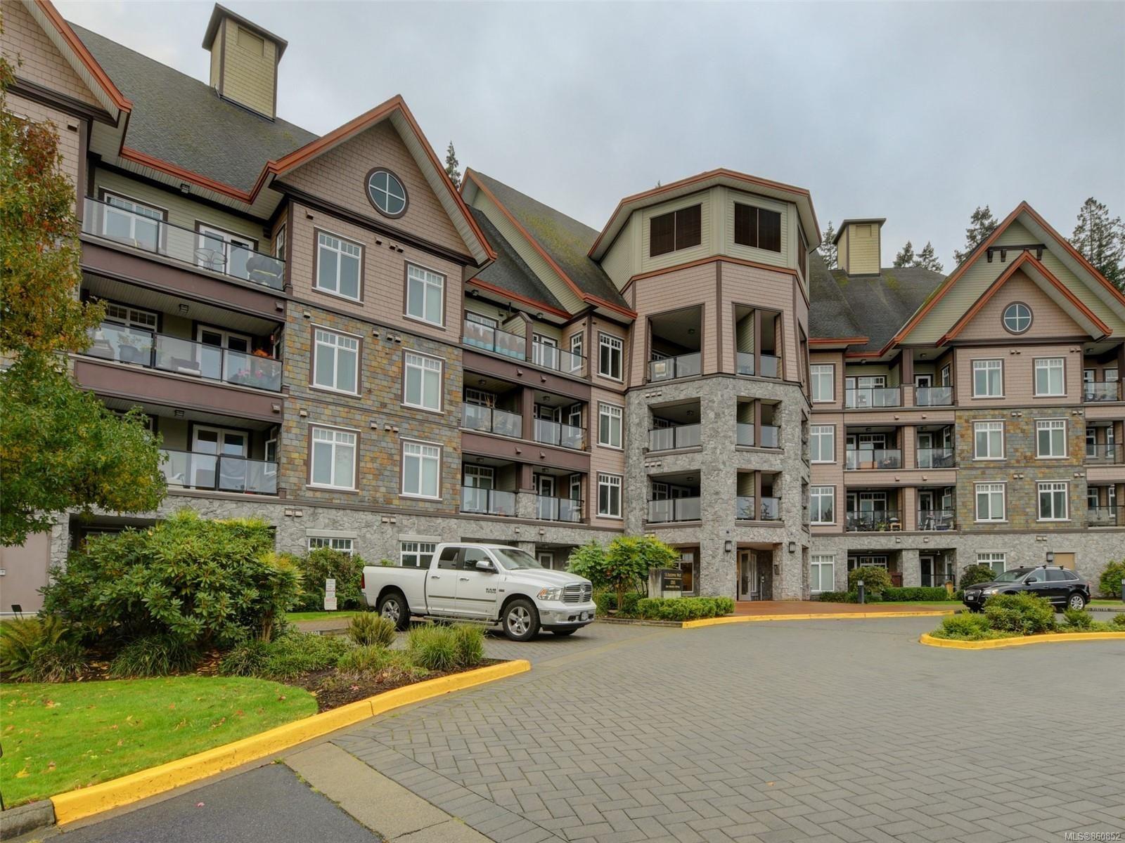 Main Photo: 212 1395 Bear Mountain Pkwy in : La Bear Mountain Condo for sale (Langford)  : MLS®# 860852