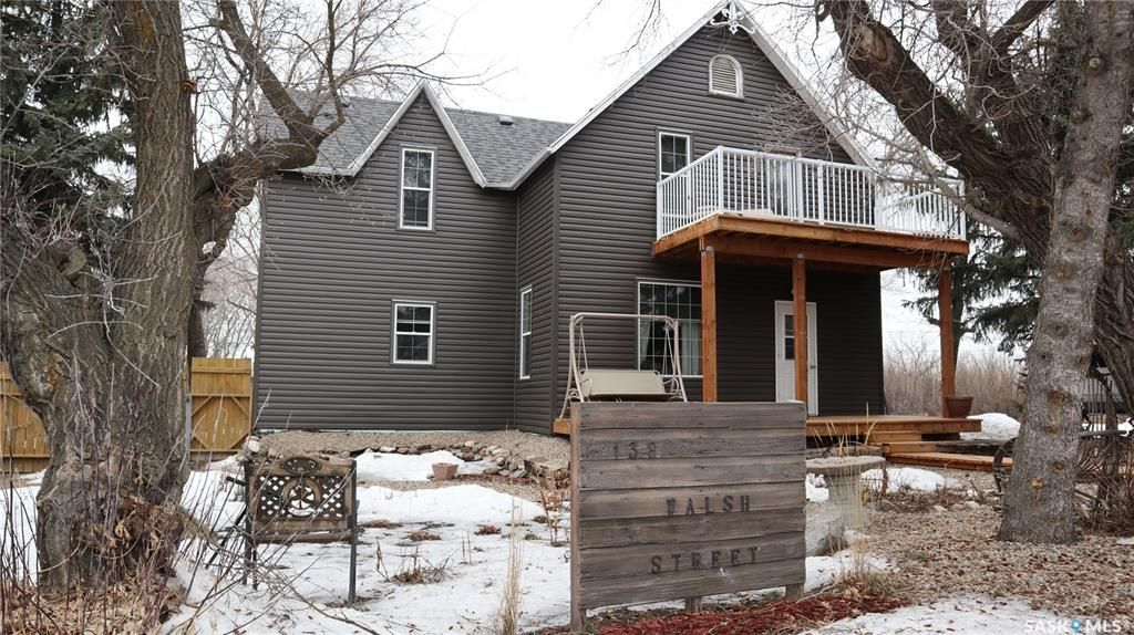 Main Photo: 138 Walsh Street in Qu'Appelle: Residential for sale : MLS®# SK845593