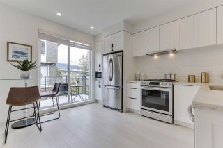 """Photo 13: 409 3021 ST GEORGE Street in Port Moody: Port Moody Centre Townhouse for sale in """"GEORGE by MARCON"""" : MLS®# R2604134"""