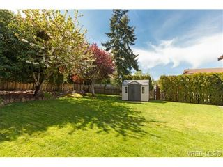 Photo 20: 4261 Thornhill Cres in VICTORIA: SE Lambrick Park House for sale (Saanich East)  : MLS®# 728863