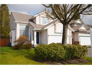 """Photo 1: 1450 RHINE Crescent in Port Coquitlam: Riverwood House for sale in """"RIVERWOOD"""" : MLS®# V1052007"""
