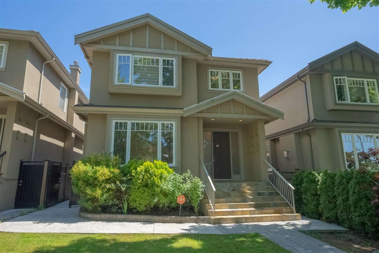 Main Photo: 7878 CARTIER Street in Vancouver: Marpole House for sale (Vancouver West)  : MLS®# R2579592