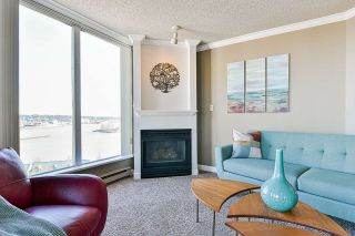 "Photo 2: 1506 1135 QUAYSIDE Drive in New Westminster: Quay Condo for sale in ""ANCHOR POINTE"" : MLS®# R2565608"