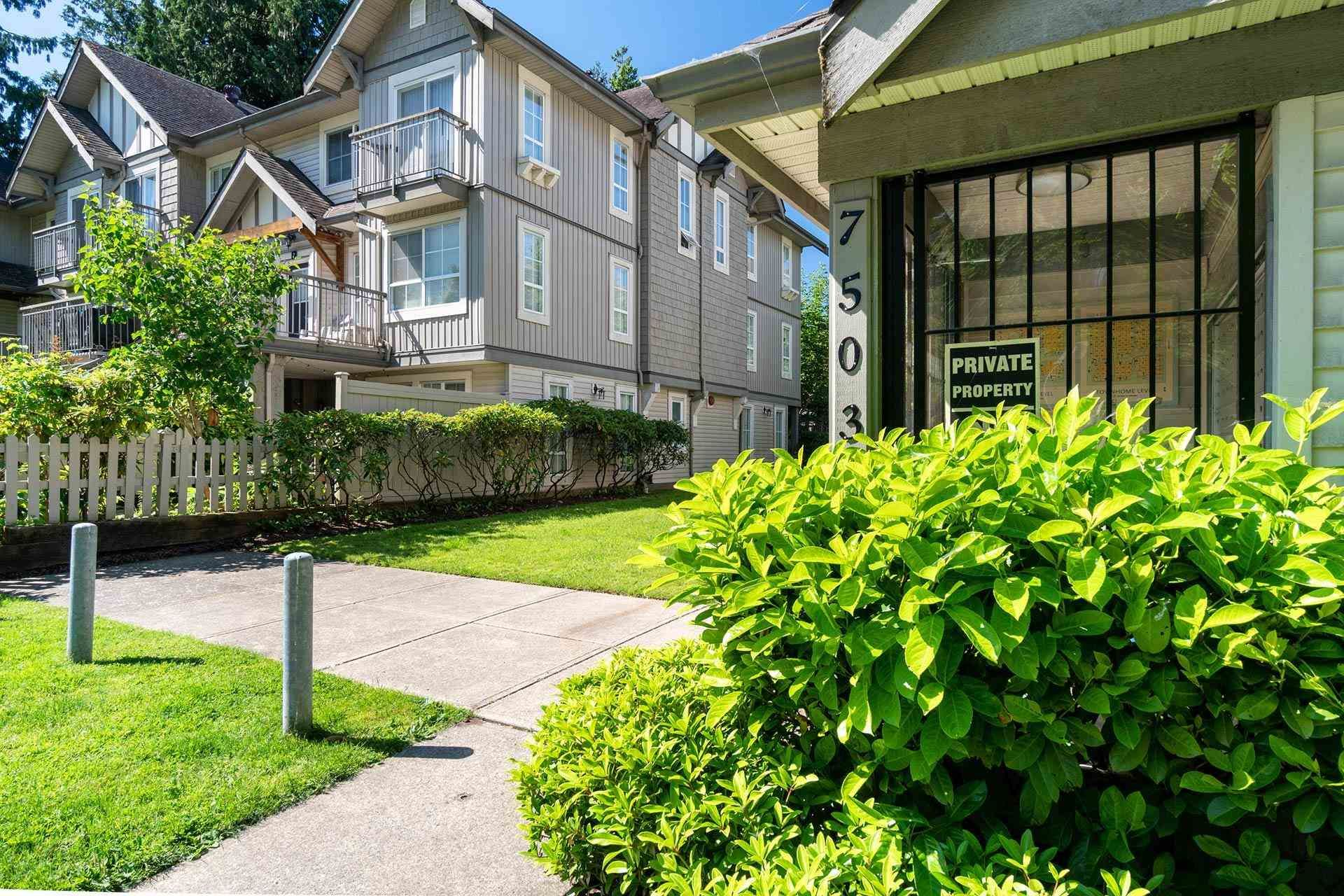 """Main Photo: 18 7503 18TH Street in Burnaby: Edmonds BE Townhouse for sale in """"South Borough"""" (Burnaby East)  : MLS®# R2606917"""