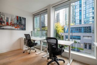 """Photo 10: 307 1477 W PENDER Street in Vancouver: Coal Harbour Condo for sale in """"West Pender Place"""" (Vancouver West)  : MLS®# R2594238"""