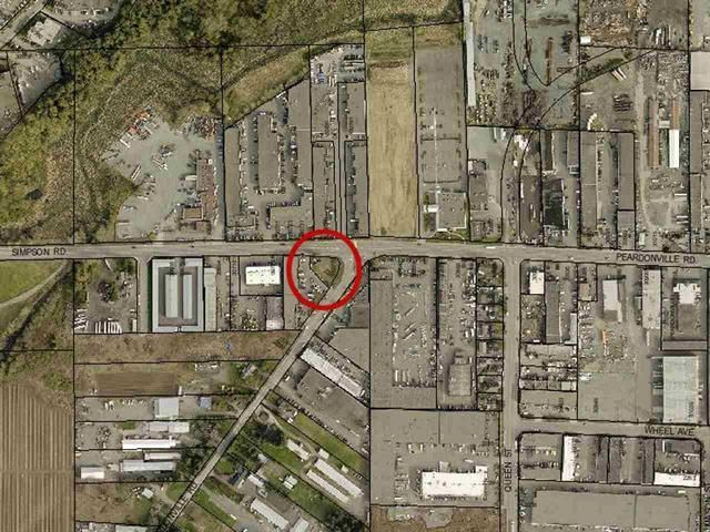 Main Photo: 2385 PEARDONVILLE Road in Abbotsford: Abbotsford West Land Commercial for sale : MLS®# C8040252
