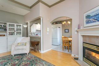"""Photo 6: 109 1195 W 10TH Avenue in Vancouver: Fairview VW Townhouse for sale in """"BOLLERT PLACE"""" (Vancouver West)  : MLS®# R2014004"""