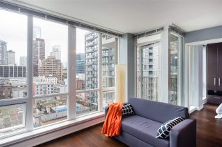 "Photo 9: 1502 1055 RICHARDS Street in Vancouver: Downtown VW Condo for sale in ""DONOVAN"" (Vancouver West)  : MLS®# R2152221"