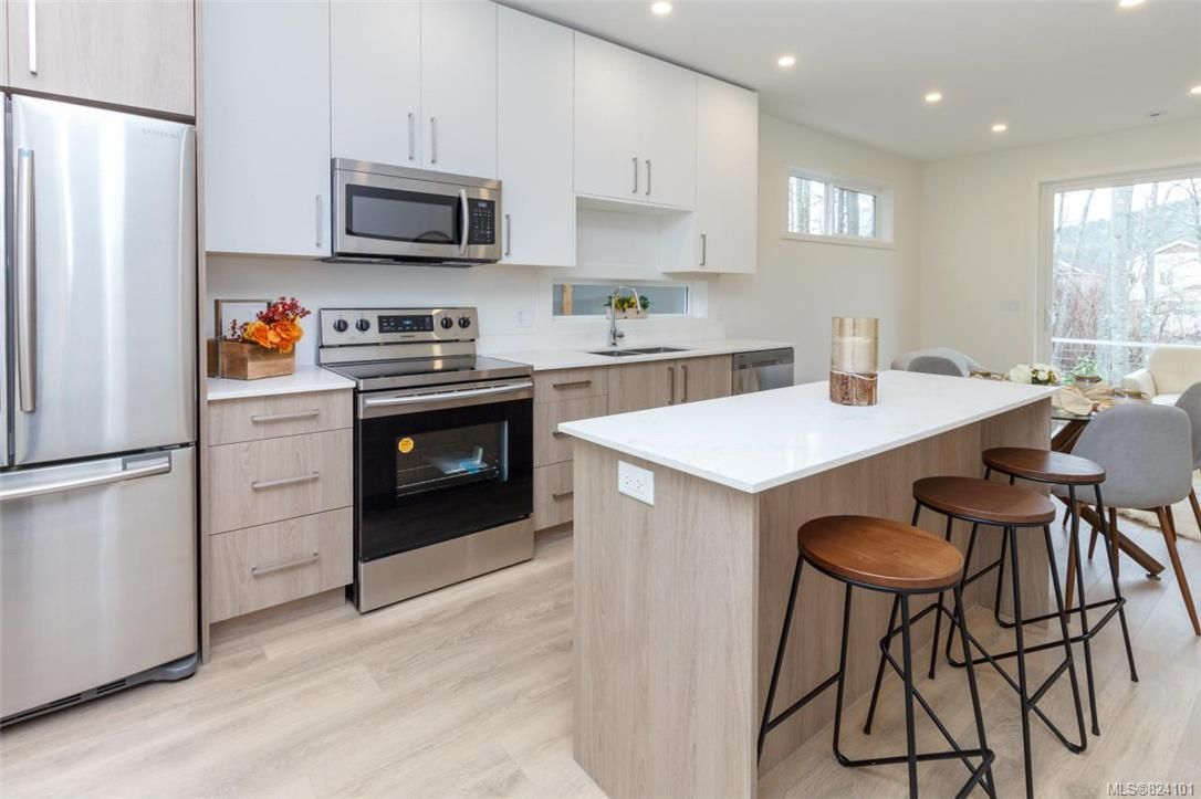 Photo 10: Photos: 104 3328 Radiant Way in : La Happy Valley Row/Townhouse for sale (Langford)  : MLS®# 824101