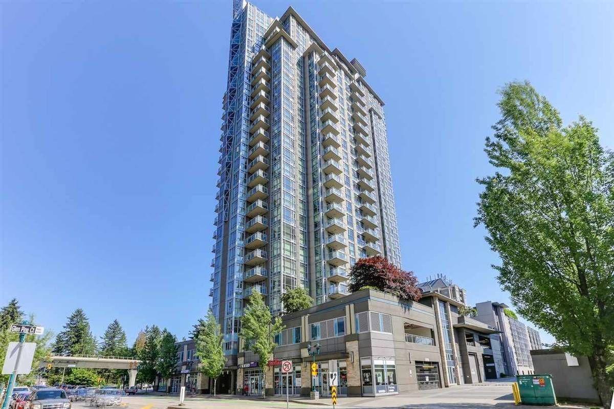 Main Photo: 3008 Glen Drive in Coquitlam: North Coquitlam Condo for rent : MLS®# AR002E
