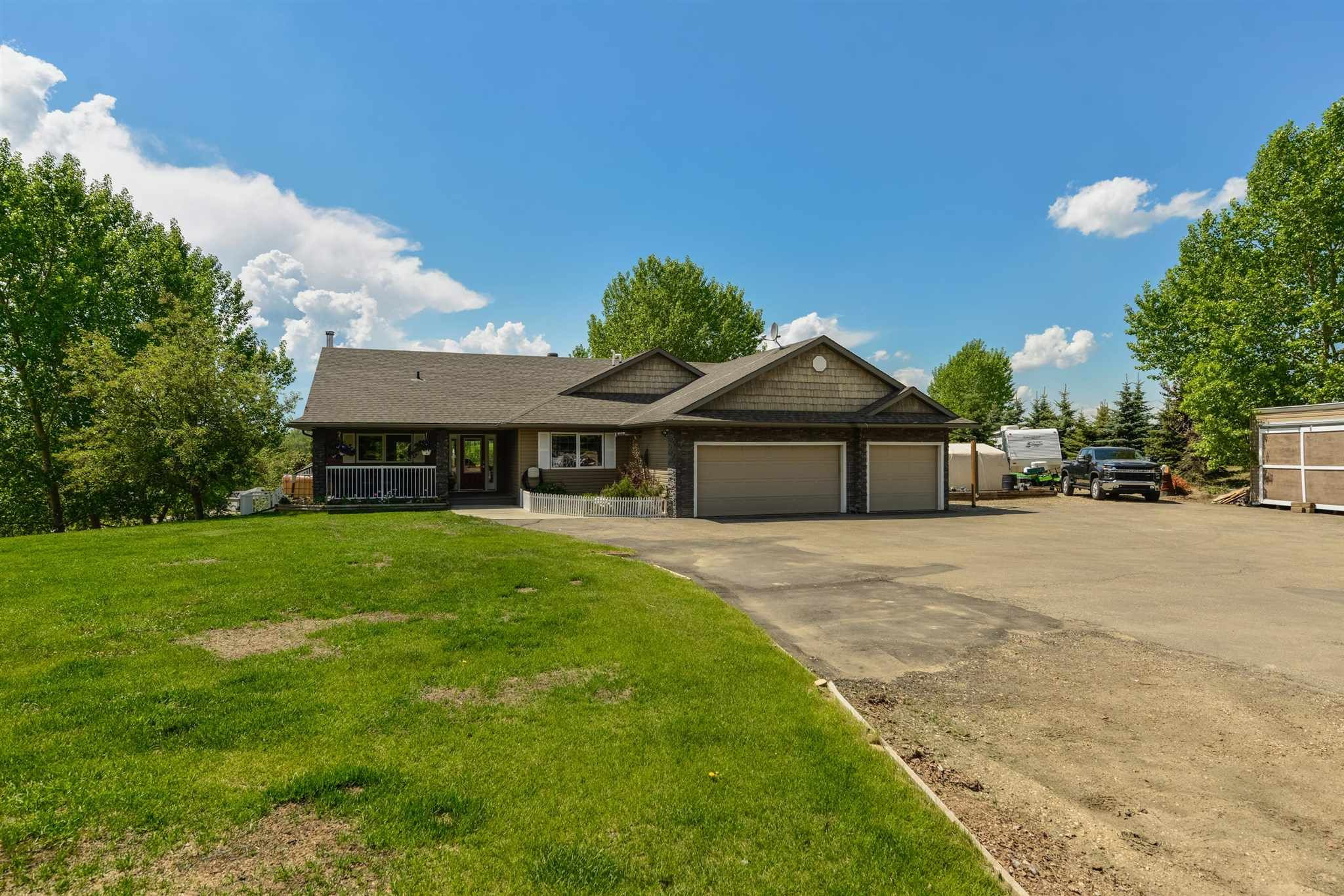 Main Photo: 47 53122 RGE RD 14: Rural Parkland County House for sale : MLS®# E4248910