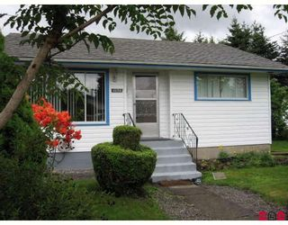 Photo 1: 46250 THIRD Avenue in Chilliwack: Chilliwack E Young-Yale House for sale : MLS®# H2902767