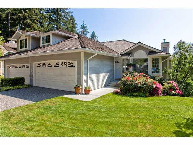 Main Photo: 81 101 PARKSIDE DRIVE in : Heritage Mountain Townhouse for sale (Port Moody)  : MLS®# V953700