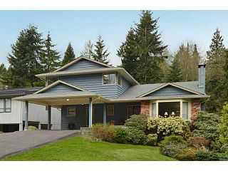Photo 1: 3338 TENNYSON Crescent in North Vancouver: Lynn Valley House for sale : MLS®# V1114852