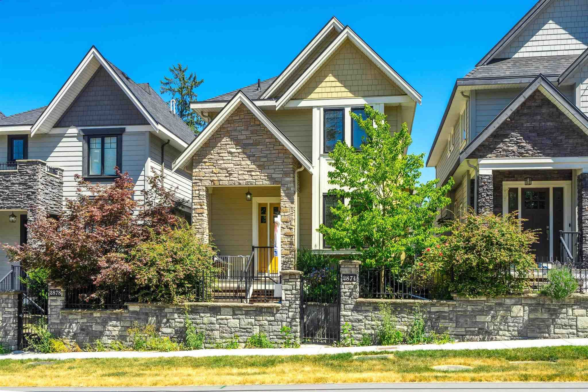 Main Photo: 2874 160 Street in Surrey: Grandview Surrey House for sale (South Surrey White Rock)  : MLS®# R2603639