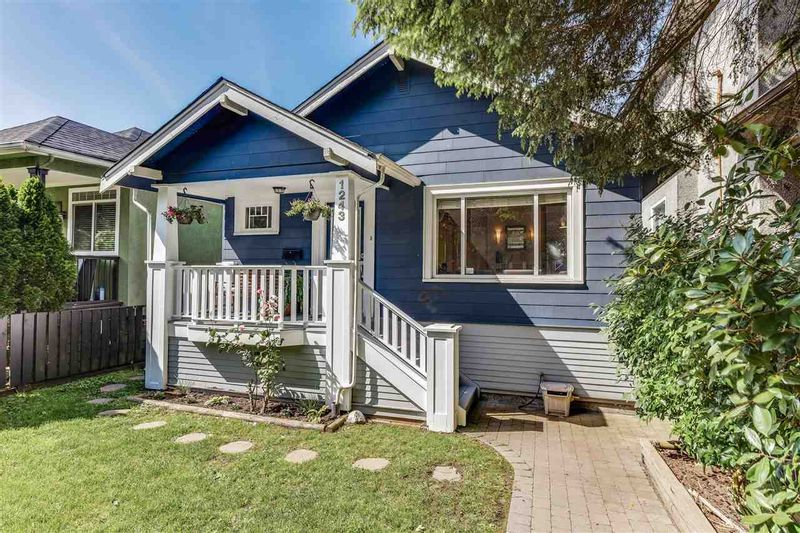 FEATURED LISTING: 1243 18TH Avenue East Vancouver
